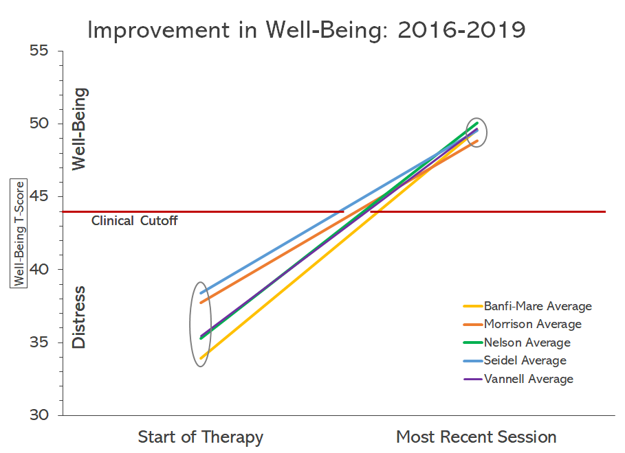Cluster of Therapist Outcomes